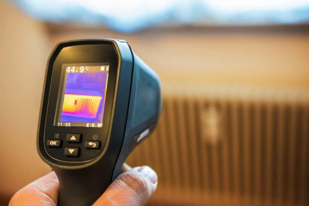 diagnostic thermique maison